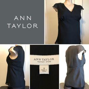🔘 ANN TAYLOR 🔘  Sleeveless Ann Taylor Blouse